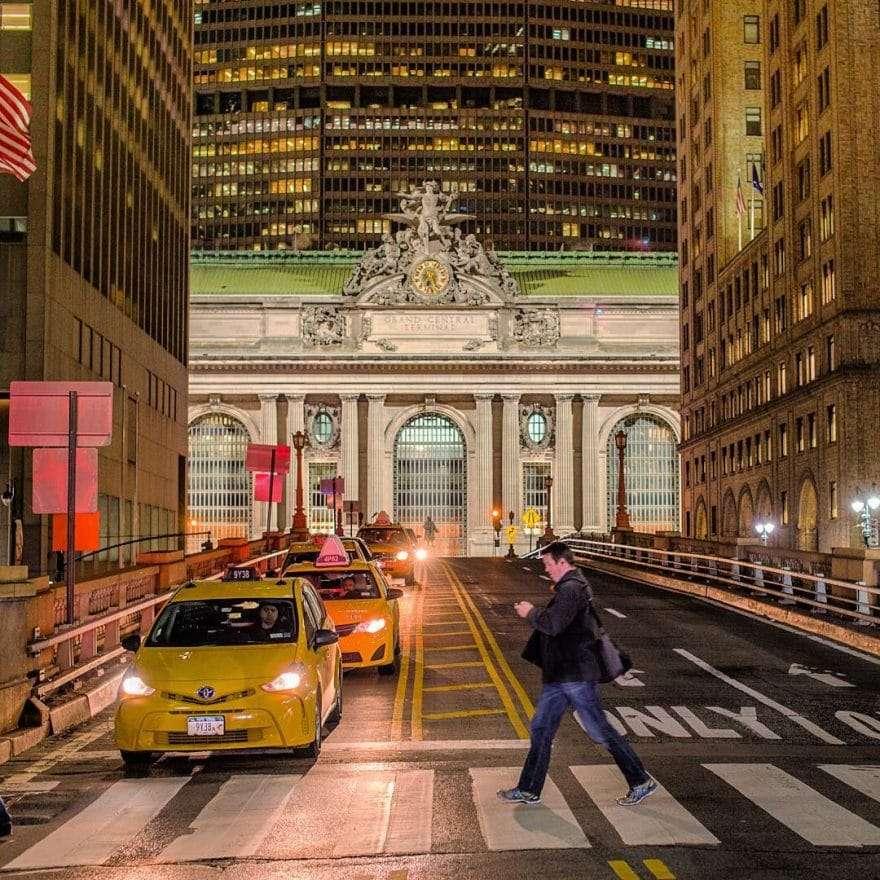 Grand Central par Matt Chimera