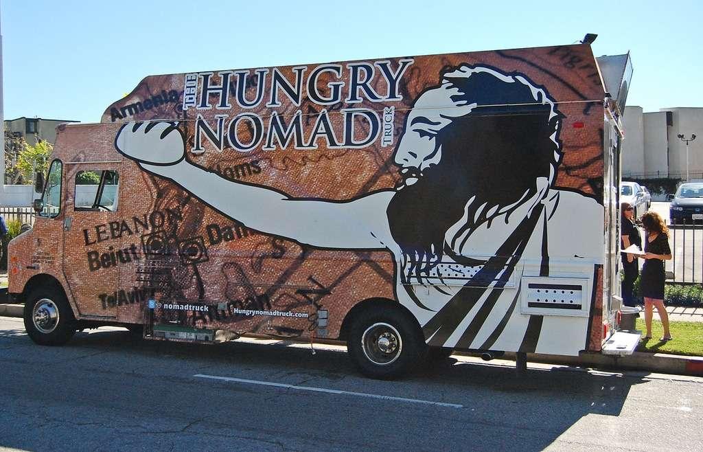 Food Truck à Los Angeles
