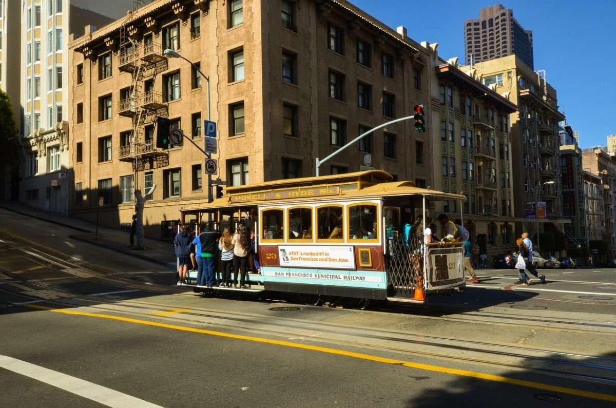 Cable Car illimité avec le City Pass de San Francisco