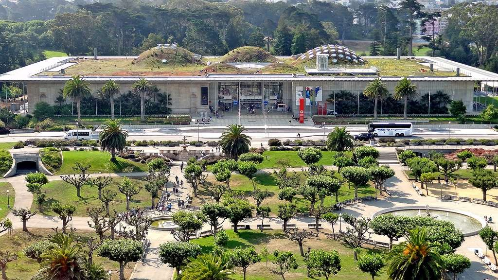 California Academy of Sciences Museum inclut dans le Citypass San Francisco