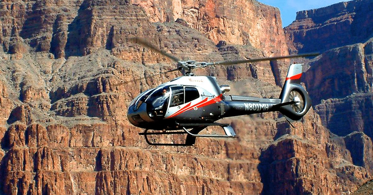 Grand Canyon Hélicoptère