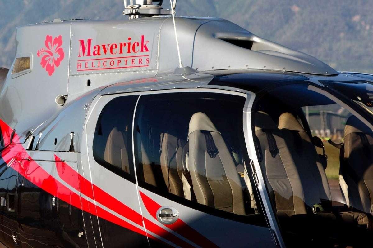Hélicoptère Maverick