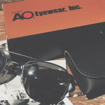 American Optical, une vraie marque de lunettes Made in USA !