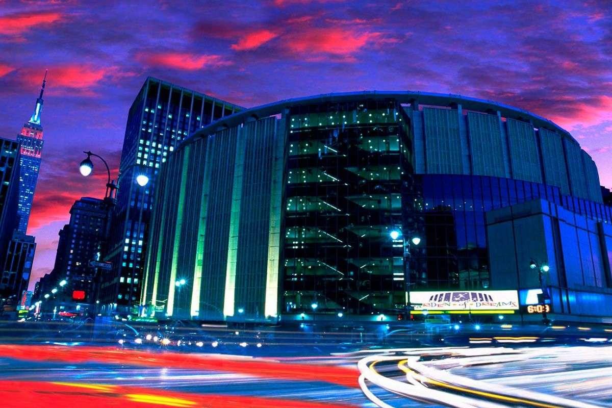 Faire Un Demi Terrain De Basket voir un match de basket des new york knicks au madison
