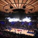 Voir un match de basket NBA des New York Knicks au Madison Square Garden