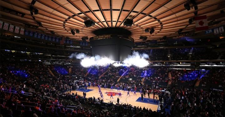 Voir un match de NBA à New York