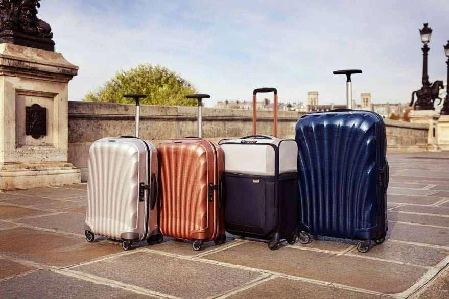 Toutes les valises Samsonite