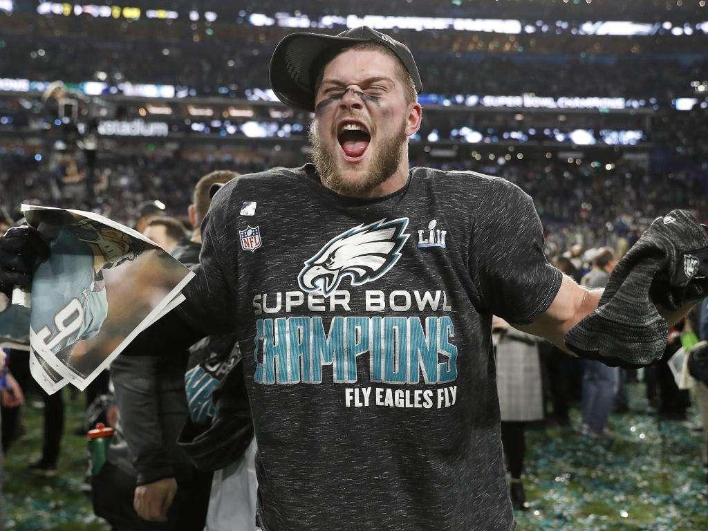 Les Philadelphia Eagles remportent le Super Bowl