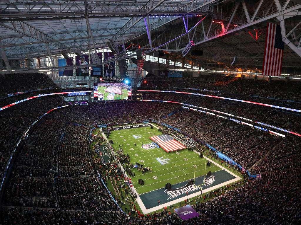 Le Stade de Minneapolis est prêt pour accueillir le Super Bowl