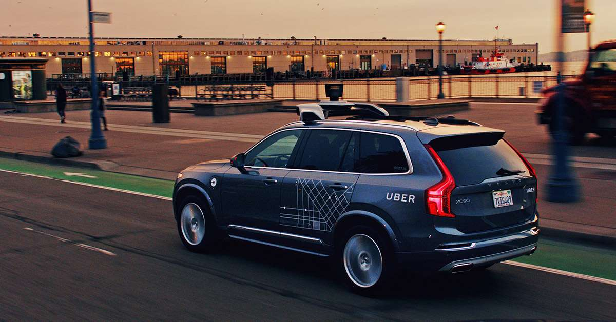 Uber à San Francisco