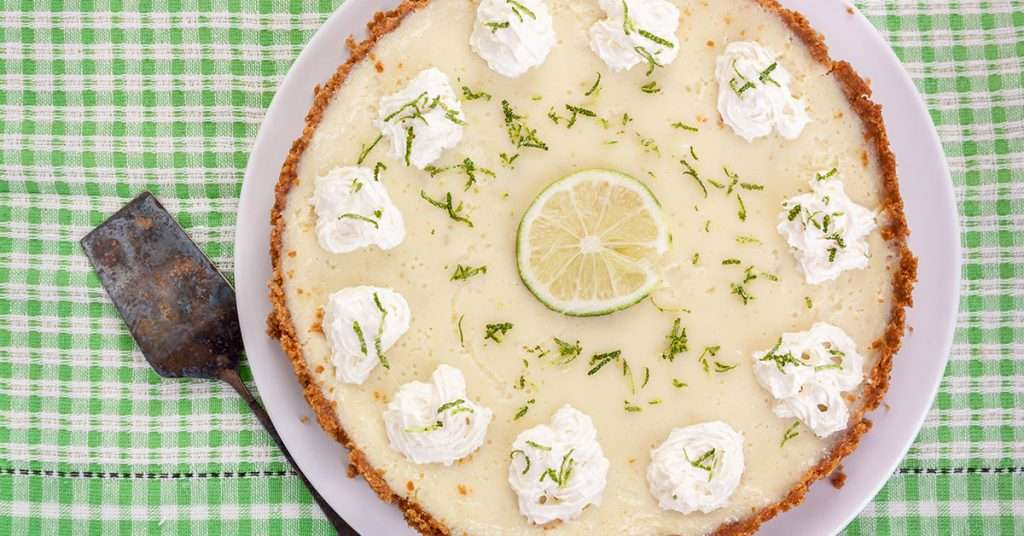 Meilleure recette de la Key Lime Pie