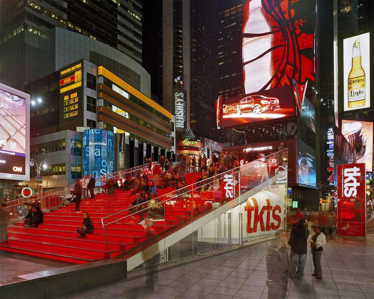 TKTS sur Times Square