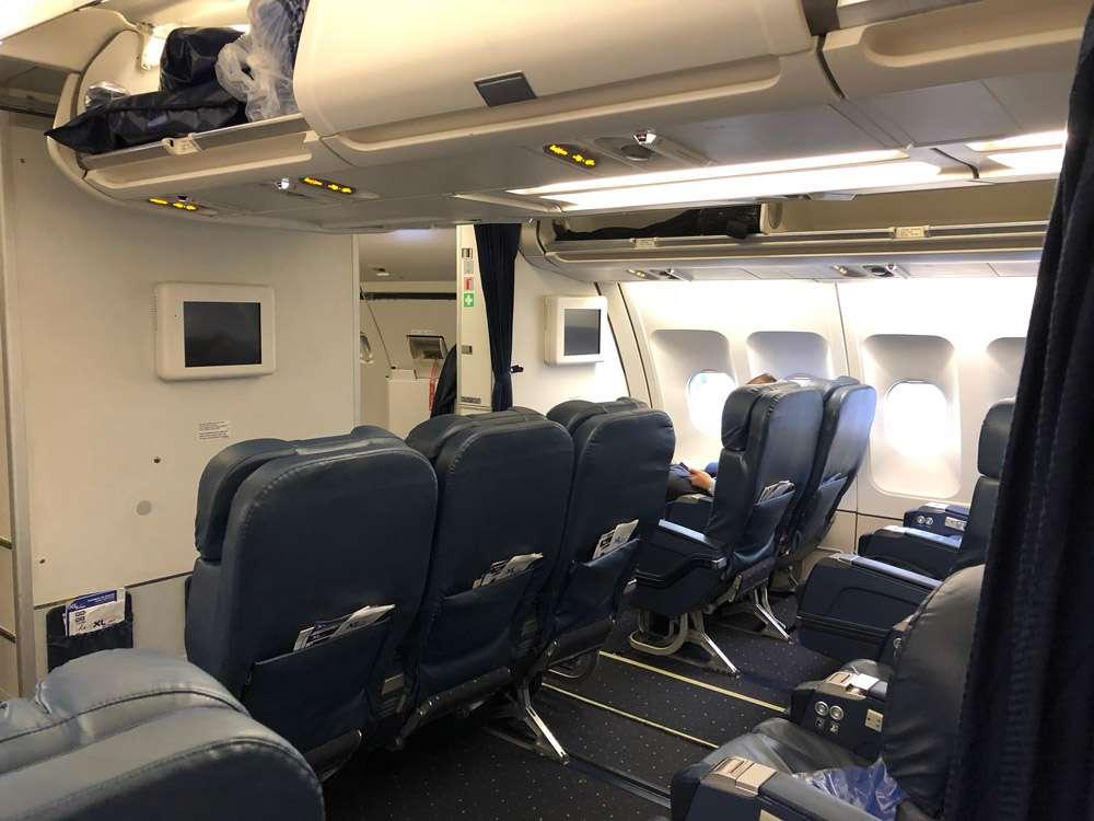 Sièges Confort XL Airways