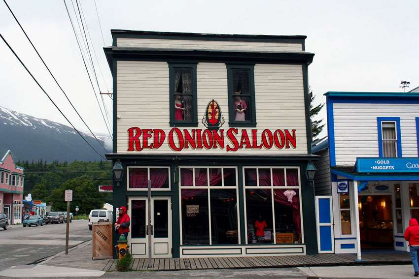 Alaska Red Onion Saloon