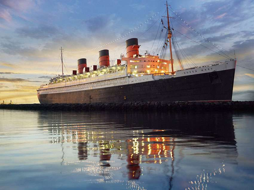 California Queen Mary
