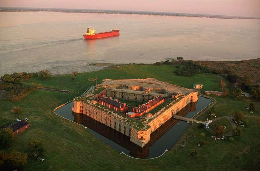 Delaware Fort Delaware