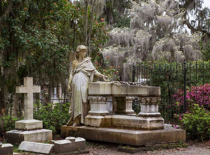 Georgie Bonaventure Cemetery
