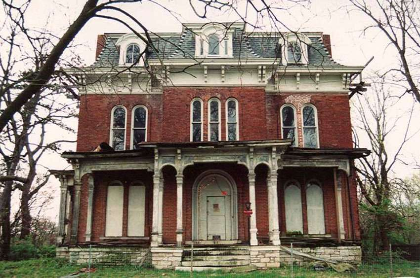 Illinois McPike Mansion