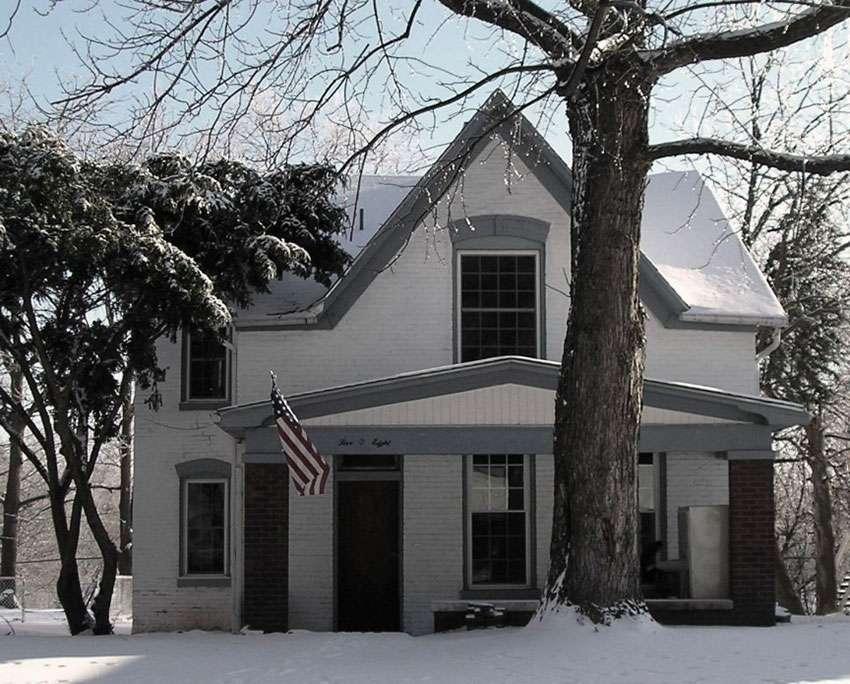 Kansas Sallie House