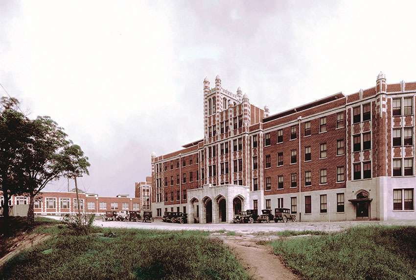 Kentucky Waverly Hills Sanatorium
