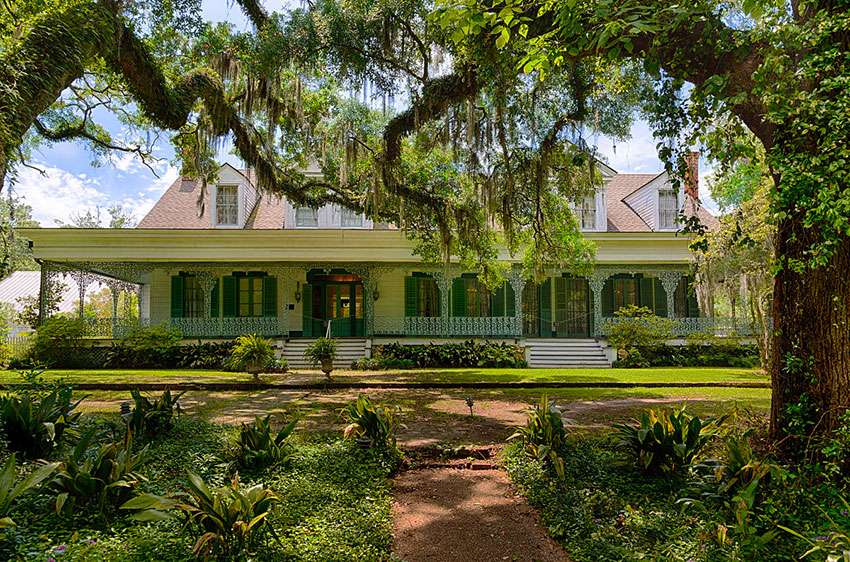 Louisiane Myrtles Plantation