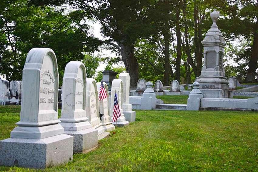 Maine Mount Hope Cemetery