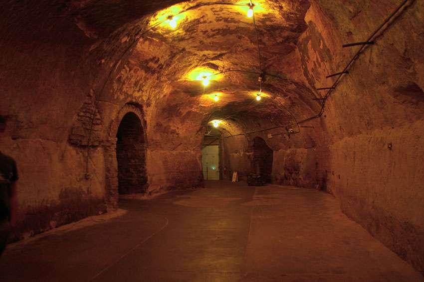 Minnesota Wabasha Street Caves