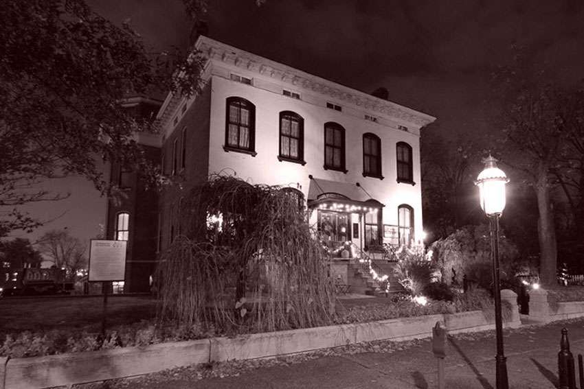 Missouri Lemp Mansion