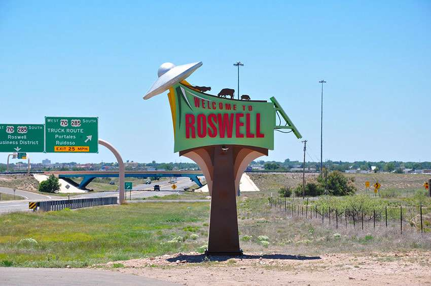 New Mexico Roswell