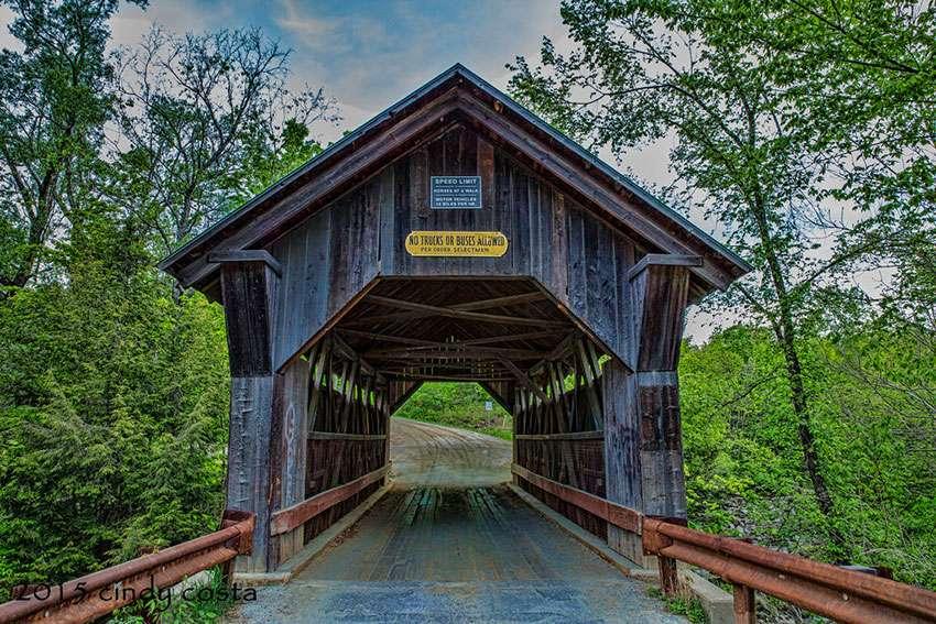 Vermont Emily's Bridge