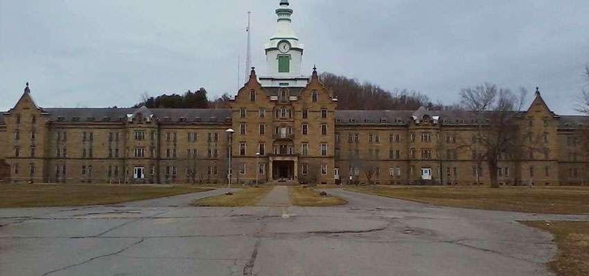 Virginie Occidentale Trans Allegheny Lunatic Asylum