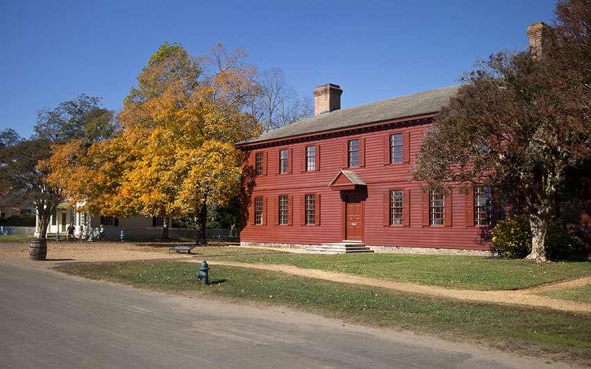 Virginie Peyton Randolph House