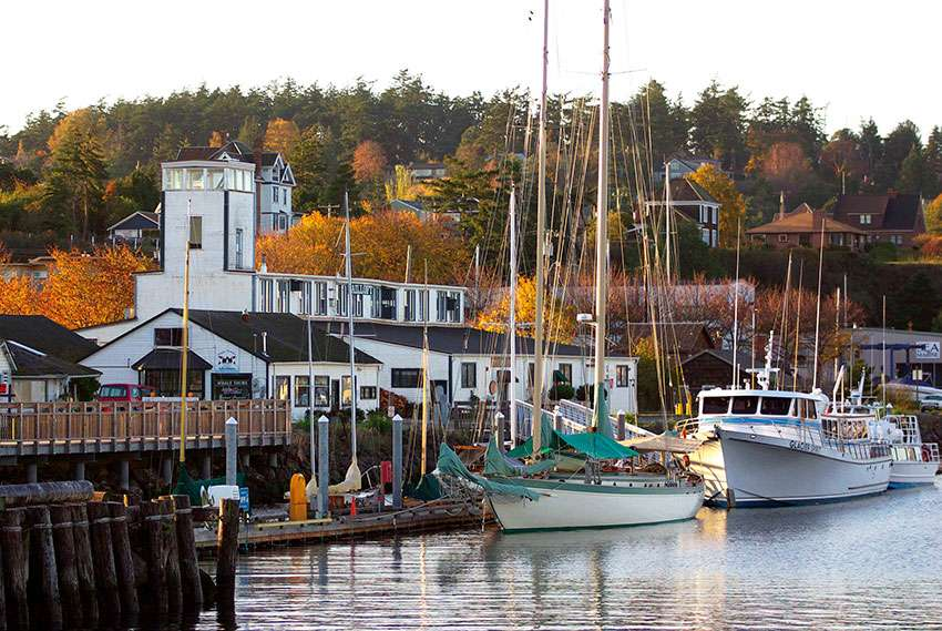 Washington Port Townsend