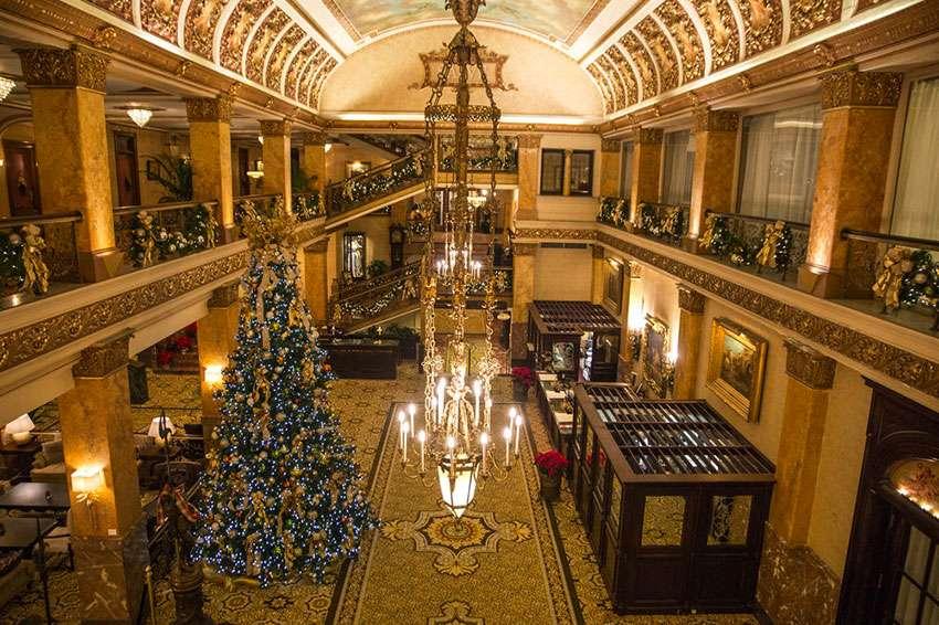 Wisconsin Pfister Hotel
