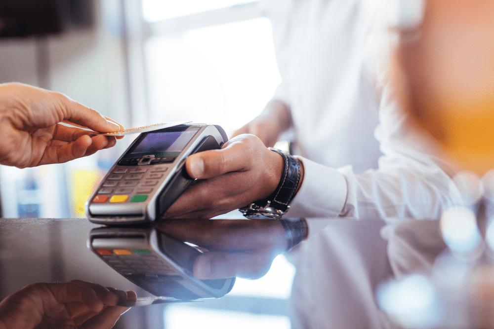 Paiement carte bancaire sans contact N26