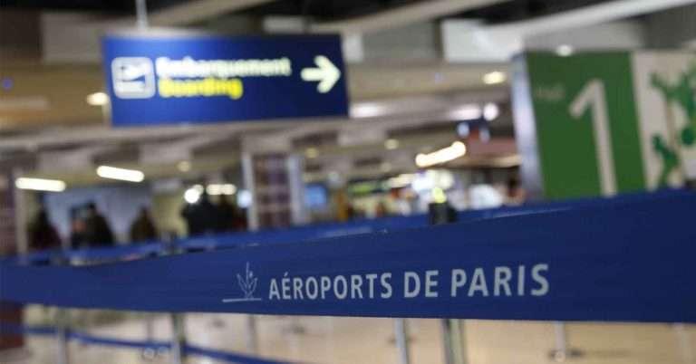 Navette aéroport de Paris