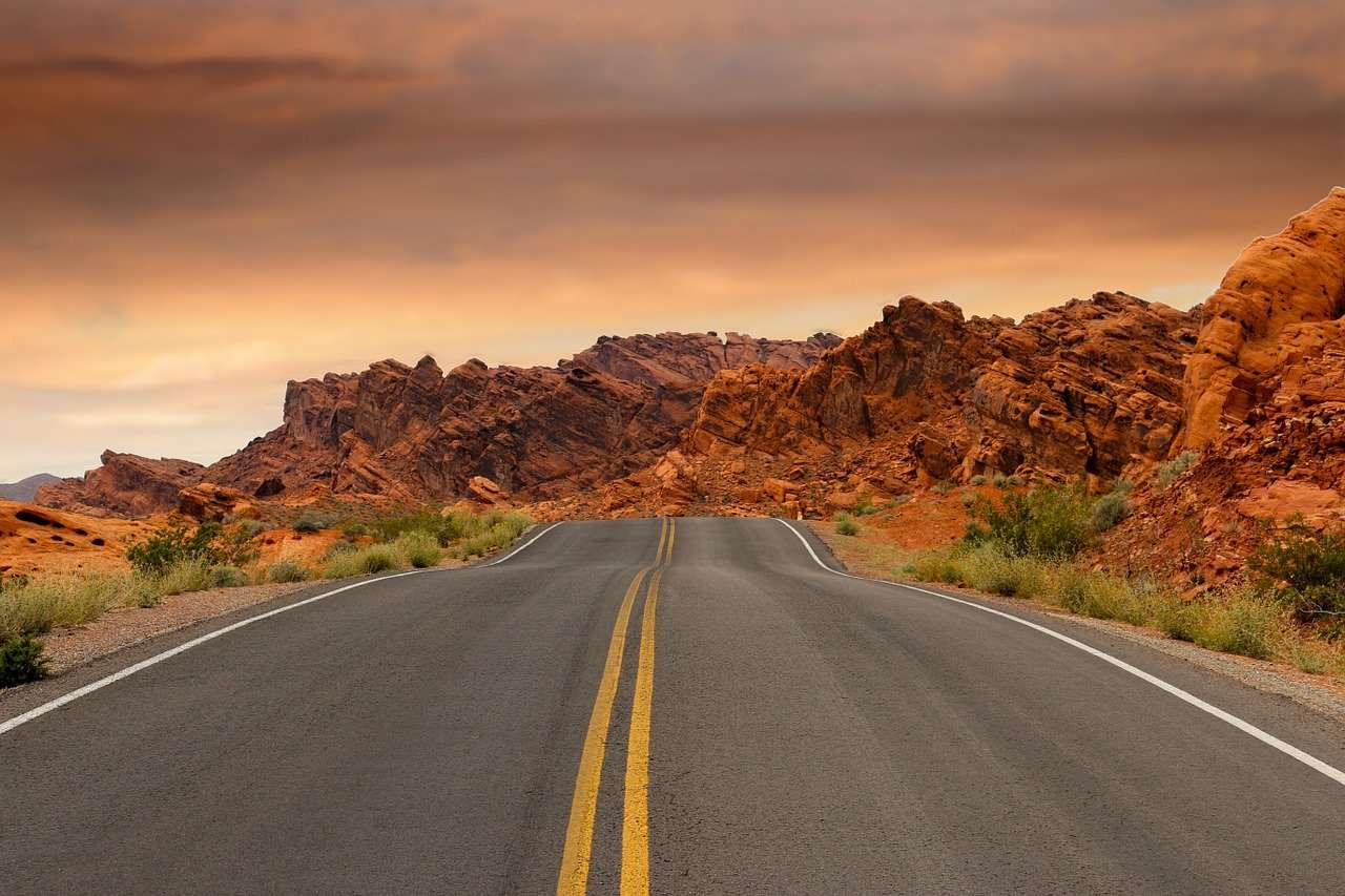 Route du Nevada